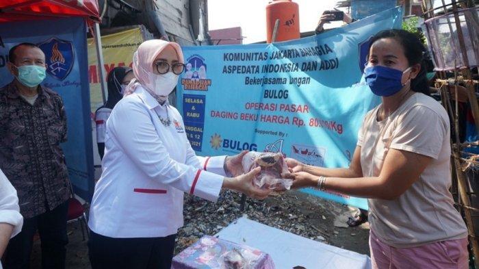 Komunitas Jakarta Bahagia Didukung ADDI dan Aspedata Bazzar Gelar Bazar Ramadhan Bahagia