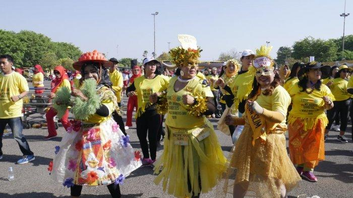 Ratusan Orang dari Komunitas Royal Bugar Surabaya Ikut Meriahkan Acara