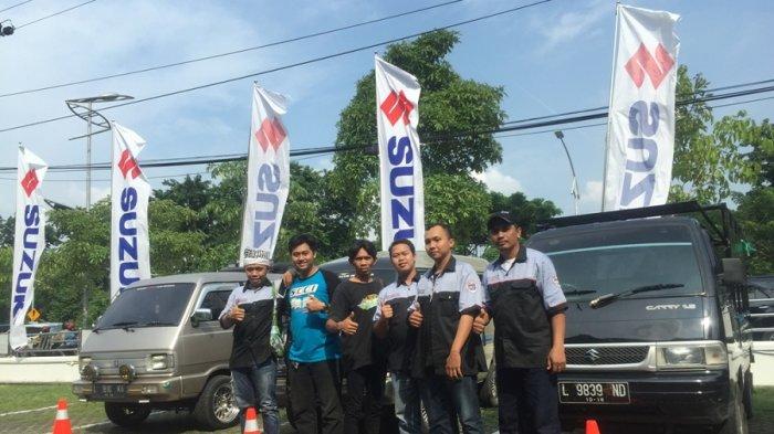 Kisah-kisah Para Pemakai Pick Up Legendaris Suzuki Carry