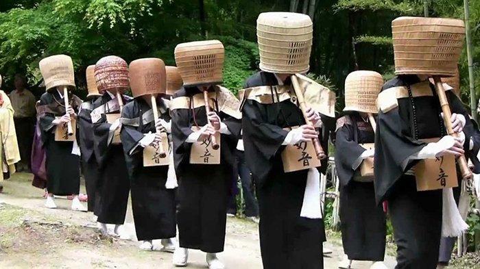 Komusou, Salah Satu dari 7 Penyamaran Ninja Jepang