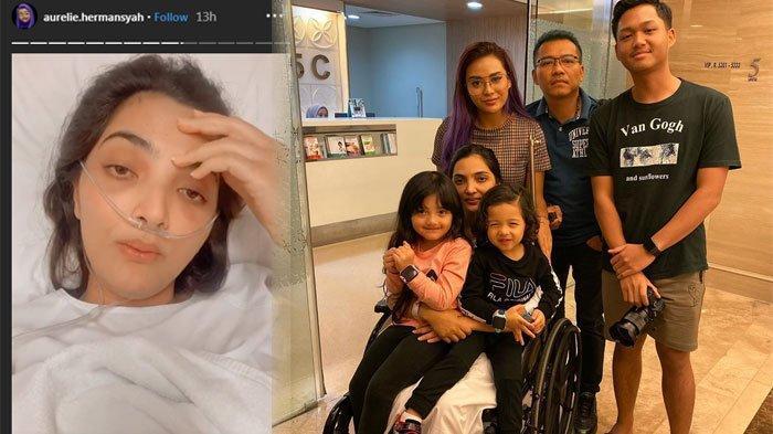 Sekujur Tubuh Ashanty Dipenuhi Bentol karena Autoimun, Istri Anang Hermansyah Dilarang Makan Nasi