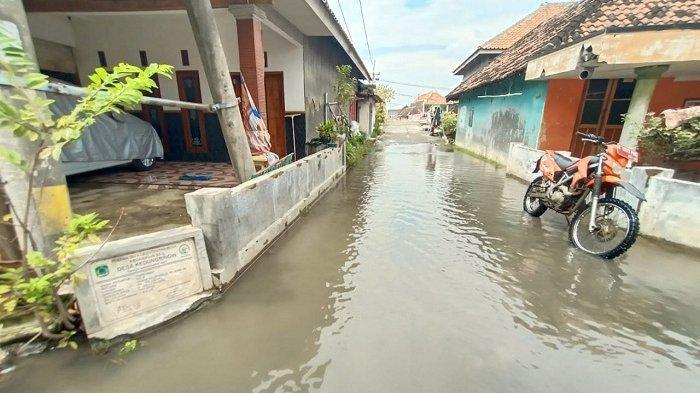 2.970 Rumah di Pasuruan Terendam Banjir Akibat Tiga Sungai Meluap
