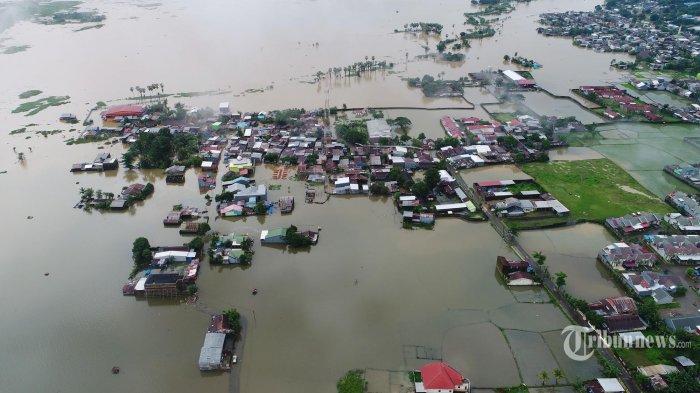 BNPB Sudah Salurkan Bantuan untuk Korban Bencana di Sulsel