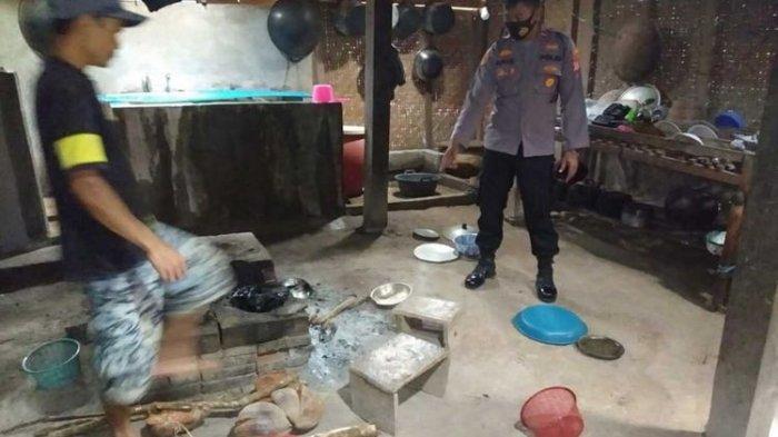 Seorang Anak di Yogya Bakar Rumah Karena Ayahnya Tak Punya Uang untuk Beli Sepeda Motor