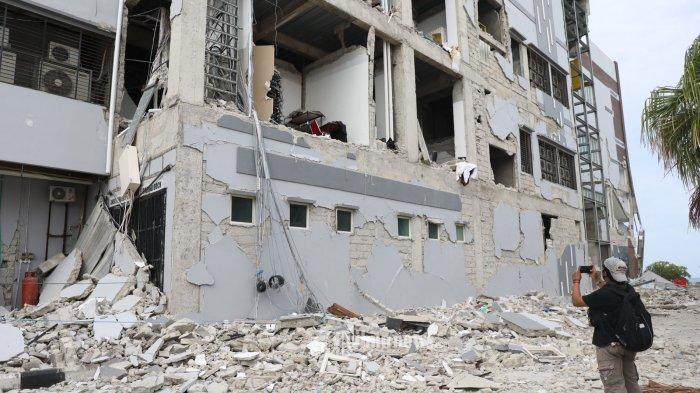 Gubernur Sulbar: Terima kasih Pak Airlangga Bantuan Untuk Korban Bencana Gempa