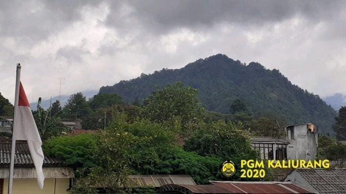 UPDATE Aktivitas Gunung Merapi: Penggembungan Tubuh Merapi Mencapai 14 Cm Per Hari