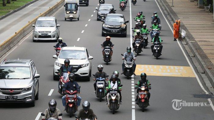 Ramai Ajakan Aksi 'Jokowi End Game' Hari Ini, Polisi Tak Tambah Penyekatan Jalan di Jakarta