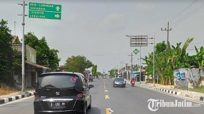 Hari Raya Idul Fitri Kurang Sehari, Jalur Pantura Tuban Lengang, Polisi: Dampak Tol Trans Jawa