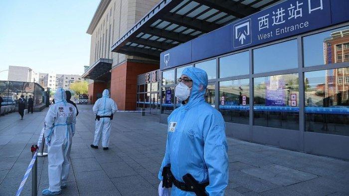 Pertama Kali Sejak Pandemi, China Catat Nol Kasus Baru Covid-19