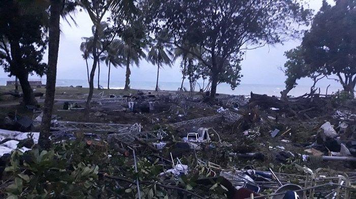 Tsunami Selat Sunda Menarik Perhatian Ilmuwan Dunia