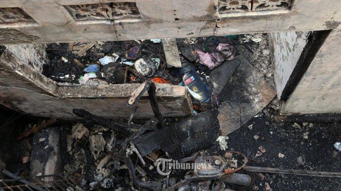 Kebakaran di Matraman yang Merenggut 10 Korban Jiwa Disebut Anies Sebagai Musibah Luar Biasa