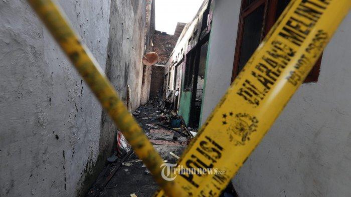 Fani Lolos dari Kebakaran Maut di Matraman Setelah Terobos Kobaran Api Bersama Sumi dan Anaknya