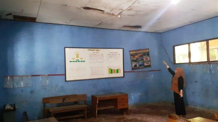 SDN Parigi Bogor: Fasilitas Penunjang Kegiatan Belajarnya Sudah tak Layak