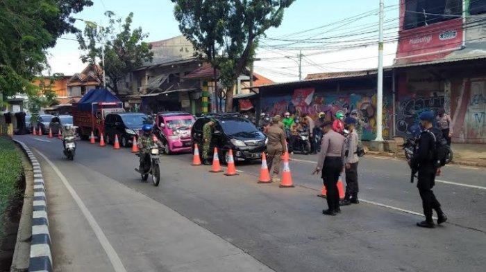 Ini Aturan Baru Berikut Daftar 100 Titik Penyekatan PPKM Darurat di Jakarta dan Sekitarnya