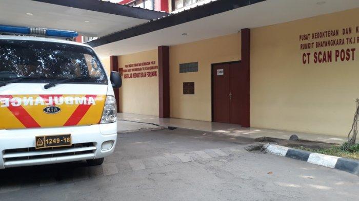 5 Jenazah Terduga Teroris Belum Diambil Pihak Keluarga di RS Polri