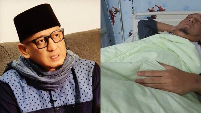 Diisukan Meninggal Dunia, Ustaz Zacky Mirza Ungkap Kondisi Saat Ini