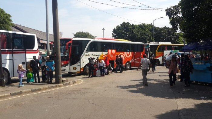 Sudah 222.478 Pemudik Kembali ke Jakarta Melalui Terminal Kampung Rambutan