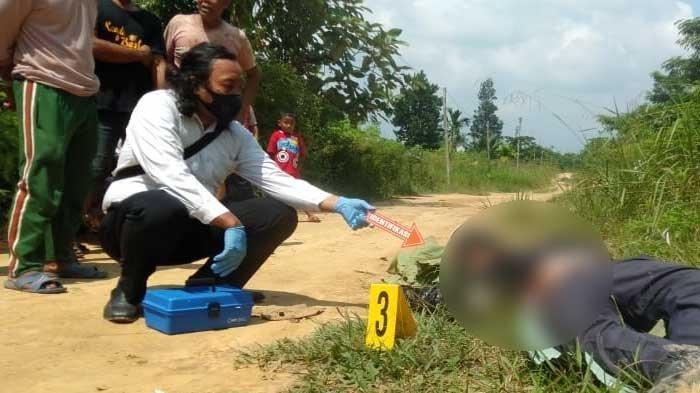 Pengusaha Koperasi Jadi Korban Pembunuhan di Jambi, Ada Parang dan Magazine di Lokasi Kejadian