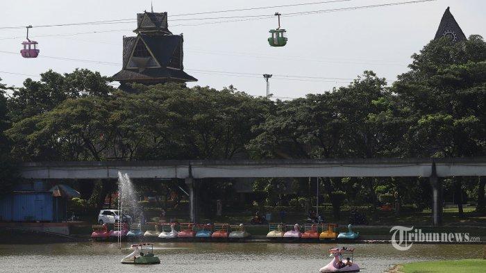 Moeldoko Bantah Spekulasi Keluarga Jokowi Kelola TMII: 'Itu Pemikiran Primitif'
