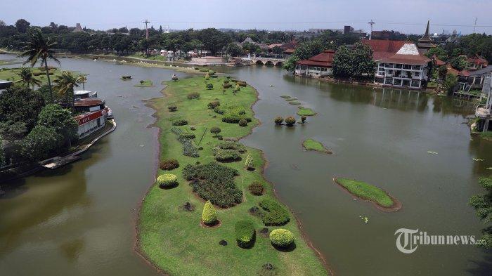 Pengunjung Taman Mini di Hari Lebaran Capai 12.469 Orang
