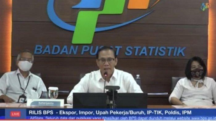 Impor Indonesia di November 2020 Naik 17,4 Persen, Didominasi Bahan Baku dan Barang Modal