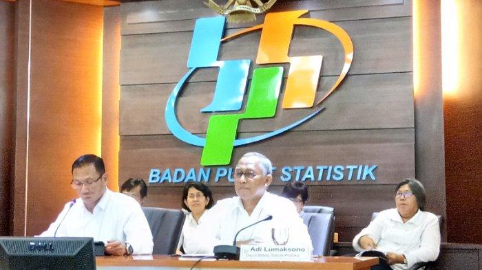 Januari-Maret, Ekonomi Indonesia Tumbuh 5,01 Persen