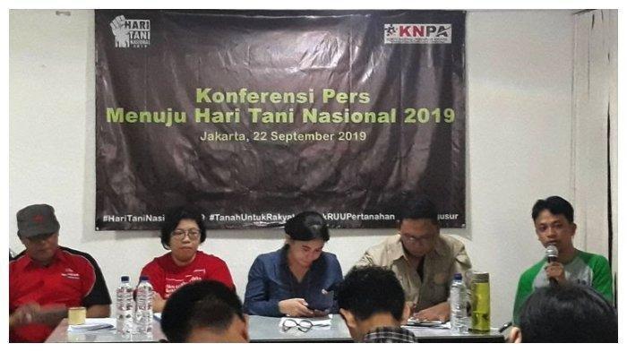 Pasal RUU Pertanahan Dinilai Bermasalah, Ribuan Petani akan Gelar Aksi pada 24 September