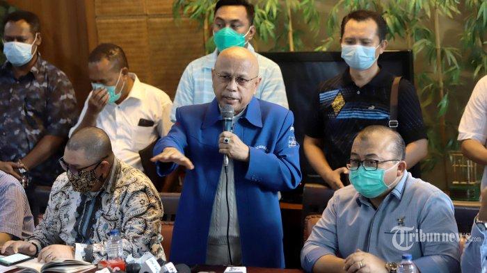 Bantah Ada Mahar Rp 100 Juta untuk Peserta KLB Deliserdang, Demokrat Kubu Moeldoko: Halusinasi