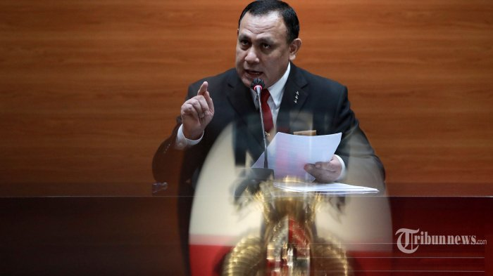 Pimpinan KPK Bantah Pecat 57 Pegawai Tak Lolos TWK Lebih Cepat, Klaim Sesuai Undang-Undang