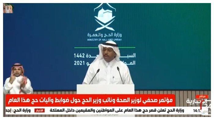 Pemerintah Arab Saudi Rilis Syarat Keberangkatan Haji Untuk Jamin Keselamatan Jemaah