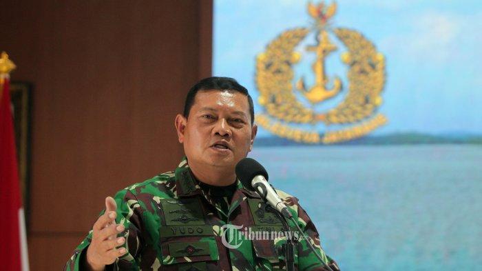 KSAL Bahas Rencana Pembentukan Koarmada RI Bersama Pejabat Utama Mabesal