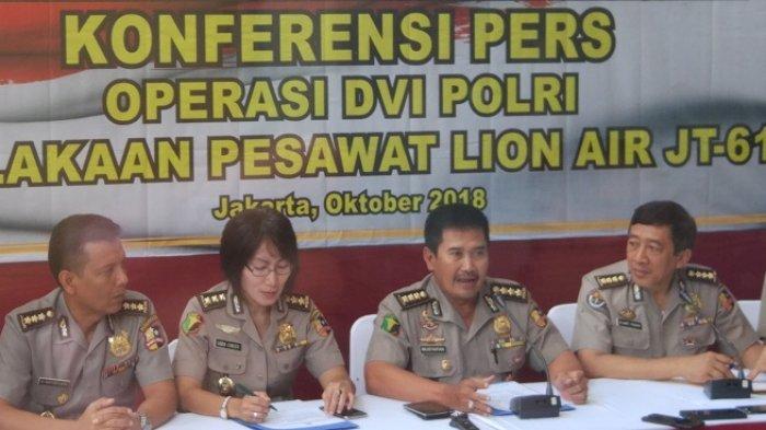 20 Psikolog Disiapkan untuk Dampingi Keluarga Korban Lion Air di RS Polri