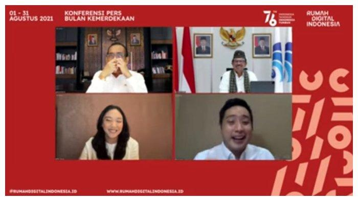Konferensi Pers Rumah Digital Indonesia