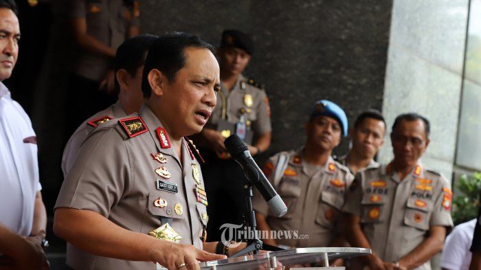 Profil dan Sepak Terjang Gatot Eddy Pramono, Wakapolri yang Disebut Kandidat Calon Kapolri