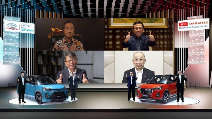 Menperin Apresiasi Rencana Peluncuran Daihatsu Rocky dan Toyota Raize
