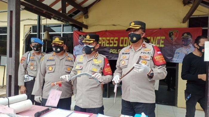 Polisi Tangkap Lima Pelaku Pembacokan yang Menyebabkan Seorang Pengamen Tewas di Jakarta Utara