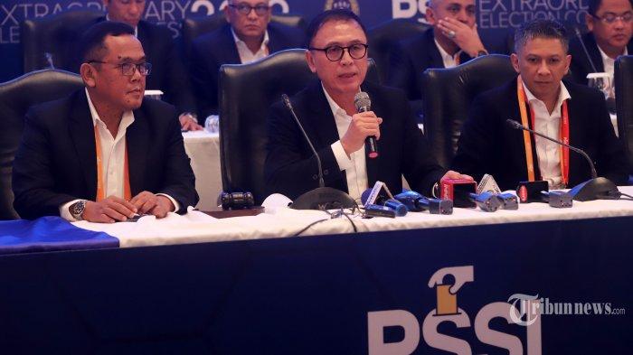 Ketua Umum PSSI: Seumur Hidup Saya, Baru Presiden Jokowi yang Mengeluarkan Inpres soal Sepakbola