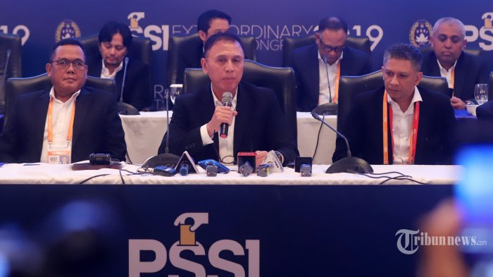 Jadwal Liga 1 2019 Banyak Terkendala Izin Kepolisian, Ketum PSSI Minta Kapolri Siapkan Hal Ini