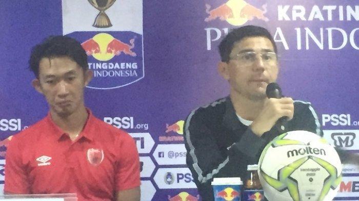 Kalah dari Bhayangkara FC, Fokus PSM Makassar Langsung Tertuju ke AFC