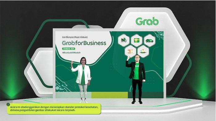 Grab for Business, Solusi Baru Grab Bagi Pelaku Bisnis di Tengah Pandemi