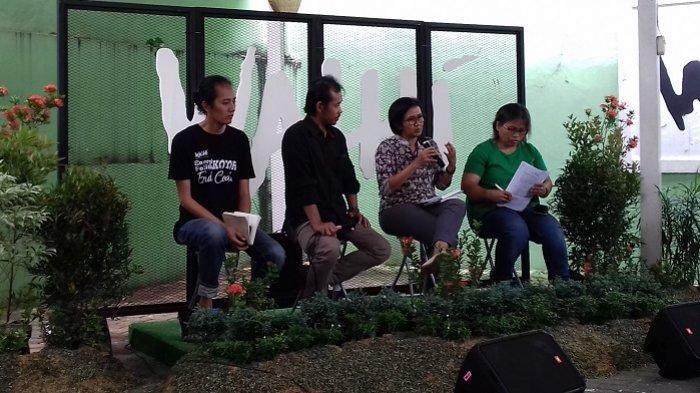 Sebut Tidak Ada Kebakaran Hutan dan Lahan, Aktivis Lingkungan: Mungkin Jokowi Grogi