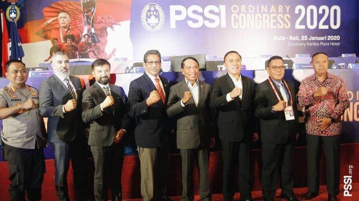Hasil Kongres Biasa PSSI : Target Piala Dunia U20 2021 hingga Pengumuman Stadion Terpilih