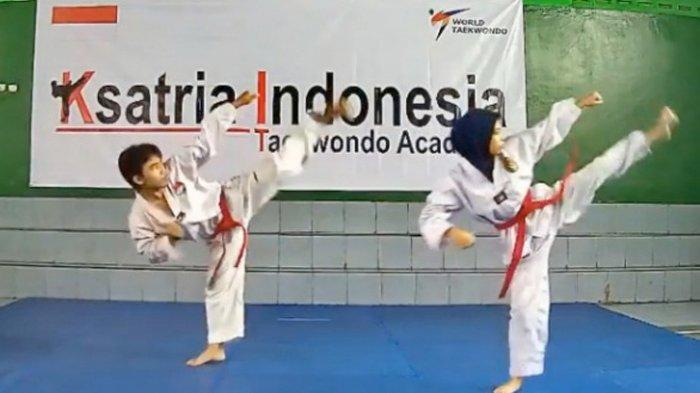 Kejuaraan Online Taekwondo KONI Cup - Indonesia Taekwondo Poomsae Series Sukses Digelar