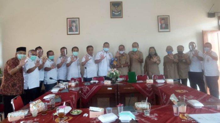 KONI Kabupaten Bogor Kunjungi Kabupaten Bantul