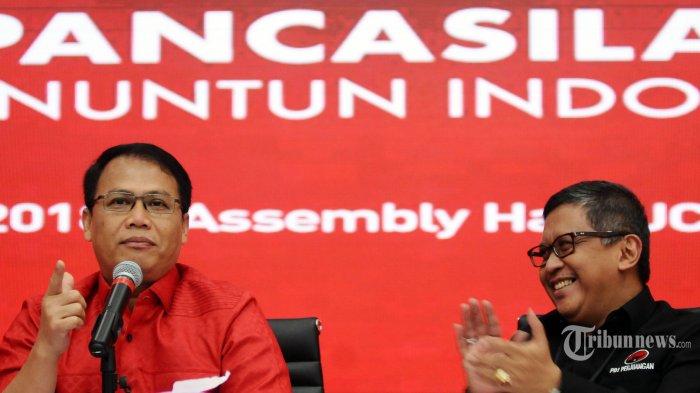 Cak Imin, Rommy, AHY hingga Puan Masuk Radar PDIP untuk Jadi Cawapres Jokowi