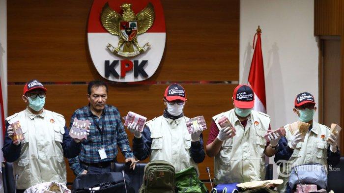 KPK Geledah Rumah 3 Tersangka Proyek SPAM PUPR,  Ditemukan Deposito Rp 1 Miliar