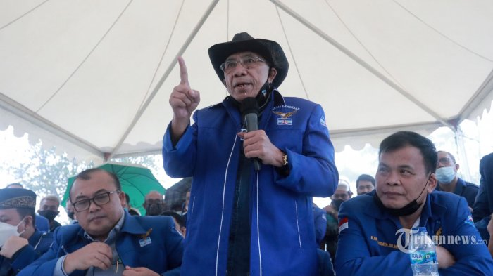 Konpers di Hambalang, Max Sopacua: Proyek Inilah yang Meruntuhkan Elektabilitas Partai Demokrat