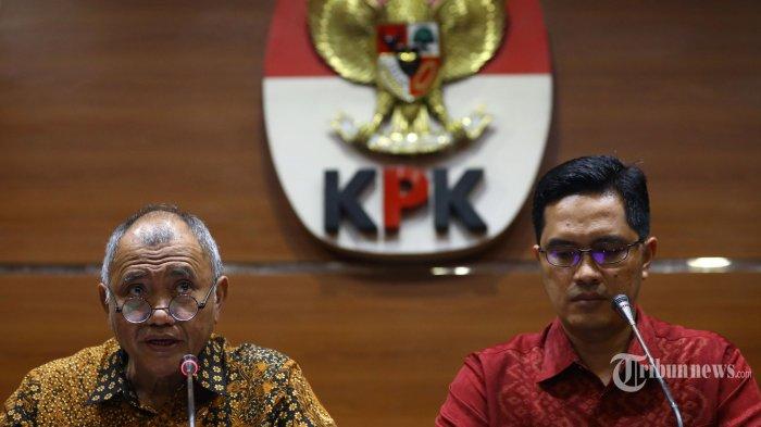 Ketua KPK Benarkan Penangkapan Pimpinan Parpol di Jawa Timur