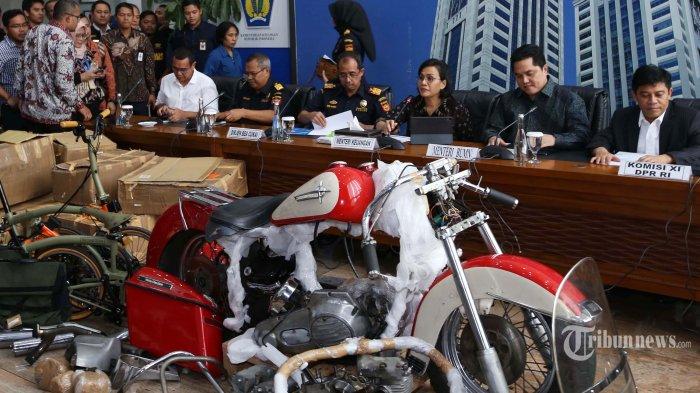 Kasus Penyelundupan Harley Davidson Ari Askhara Kemungkinan Diseret ke Ranah Pidana