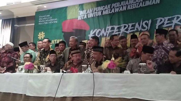 Ratusan Purnawirawan TNI-Polri Ingatkan TNI dan Polri Aktif Agar Tidak Menakuti Rakyat